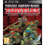 Teenage Mutant Ninja Turtles Mutants in Manhattan [PS3]