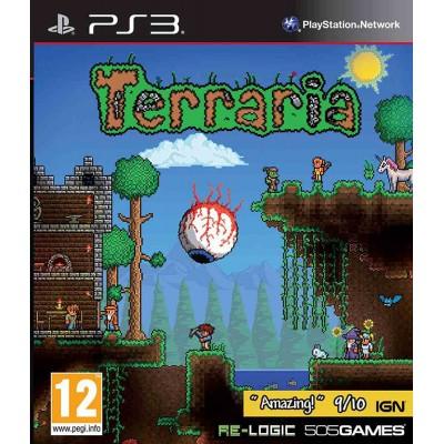 Terraria [PS3, английская версия]