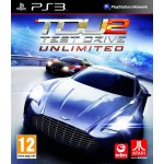 Test Drive 2 Unlimited [PS3]