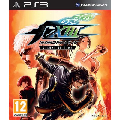 The King of Fighters XIII - Deluxe Edition [PS3, английская версия]
