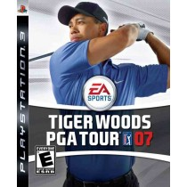 Tiger Woods PGA Tour 07 [PS3]