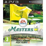 Tiger Woods PGA Tour 12 Masters [PS3]