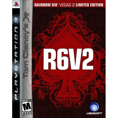 Tom Clancys Rainbow Six Vegas 2 Limited Edition [PS3, английская версия]