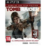 Tomb Raider - Game of the Year Edition [PS3]