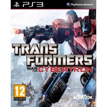 Transformers War for Cybertron [PS3]