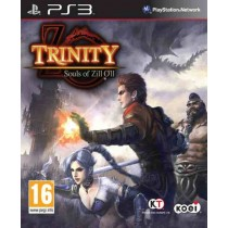 Trinity Souls Of Zill Oll [PS3]