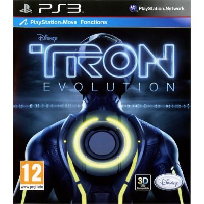 Tron Evolution [PS3, английская версия]