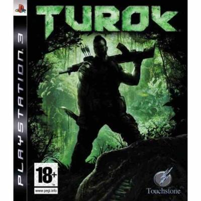Turok [PS3, английская версия]
