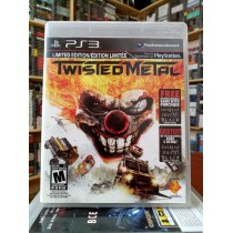 Twisted Metal - Limited Edition [PS3]