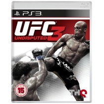 UFC 3 Undisputed [PS3]