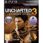Uncharted 3 Иллюзия Дрейка - Game of the Year Edition [PS3, русская версия]