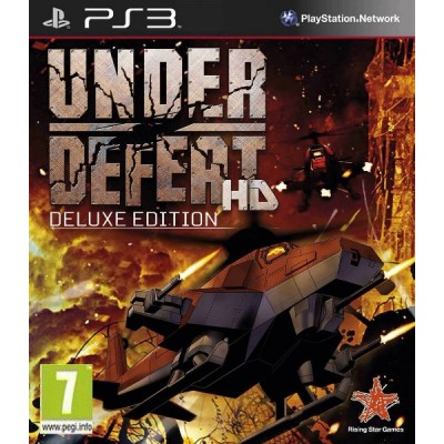 Under Defeat HD Deluxe Edition [PS3, английская версия]