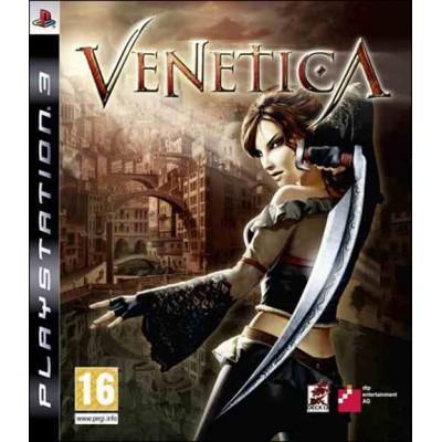 Venetica [PS3, английская версия]