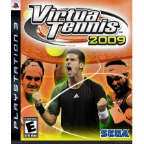 Virtua Tennis 2009 [PS3]