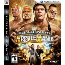 WWE Legends of Wrestle Mania [PS3]