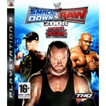 WWE SmackDown vs. RAW 2008 [PS3]