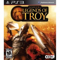 Warriors Legends of Troy [PS3]