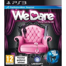 We Dare Flirty Fan For All [PS3]