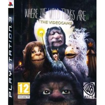 Where The Wild Things Are - The Videogame [PS3]