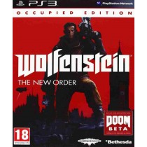 Wolfenstein The New Order - Occupied Edition [PS3]
