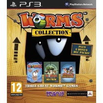 Worms Collection [PS3]