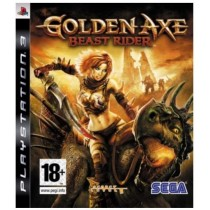 Golden Axe Beast Rider [PS3]