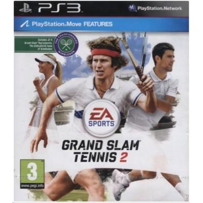 Grand Slam Tennis 2 [PS3, английская версия]