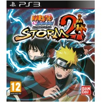 Naruto Shippuden - Ultimate Ninja Storm 2 [PS3]