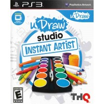 u Draw Studio Instant Artist [PS3]