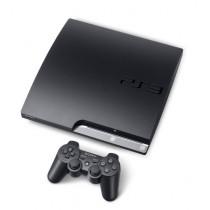 Sony PlayStation 3 CECH-3008b [Black, 320 Gb]