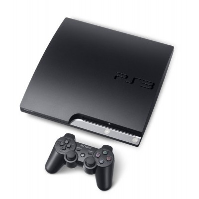 Sony PlayStation 3 CECH-3008b [Black, 320 Gb]