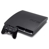 Sony PlayStation 3 CECH-2508a [Black, 160 Gb]