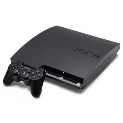 Sony PlayStation 3 CECH-2508a [Black, 160 Gb]