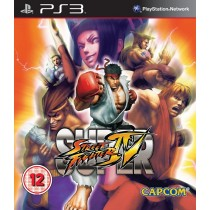 Street Fighter 4 [PS3]