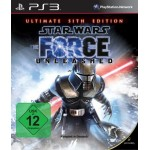 Star Wars the Force Unleashed - Ultimate Sith Edition [PS3]