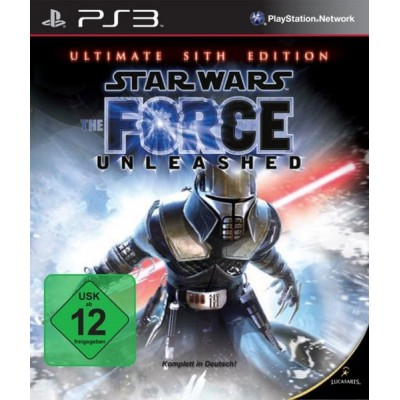 Star Wars the Force Unleashed - Ultimate Sith Edition [PS3, английская версия]