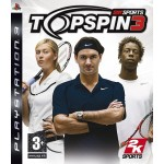 Top Spin 3 [PS3]