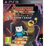 Adventure Time Explore the Dungeon Because I Dont Know! [PS3]