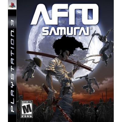 Afro Samurai [PS3, английская версия]
