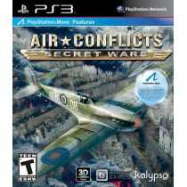 Air Conflicts Secret Wars [PS3]