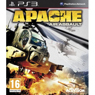 Apache Air Assault [PS3, английская версия]