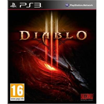 Diablo 3 [PS3, русская версия]