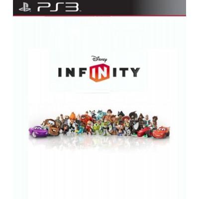 Disney Infinity (только диск) [PS3, русская версия]