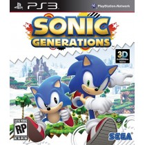 Sonic Generations [PS3]