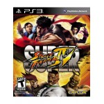 Super Street Fighter 4 [PS3]