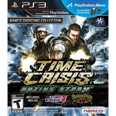 Time Crisis Razing Storm [PS3, японская версия]