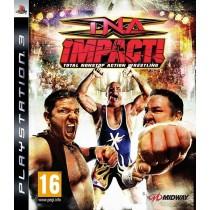 TNA Impact Total Nonstop Action Wrestling [PS3]