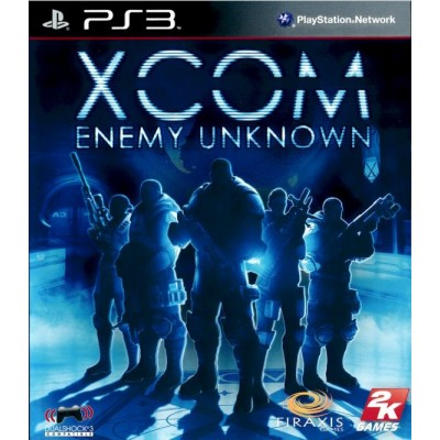XCOM Enemy Unknown [PS3, русская версия]