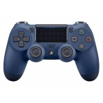 Геймпад Dualshock 4 v2 для PS4 Midnight Blue