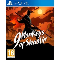 9 Monkeys of Shaolin [PS4]